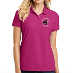 Embroidered Polo (Ladies) Various Colors