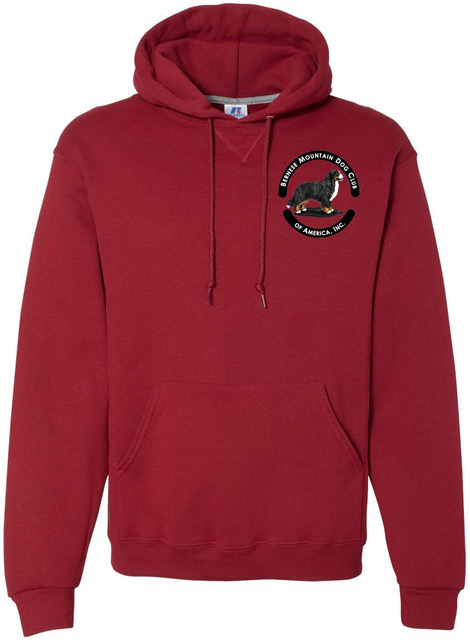New! Embroidered Hooded Sweatshirt (Unisex)