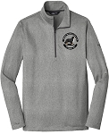 New! The North Face® Tech 1/4 Zip Fleece (Unisex)